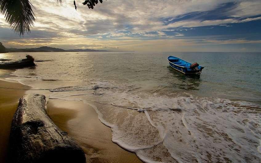 Cahuita Beach Costa Rica