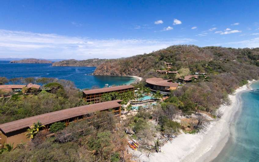 Four Seasons Resort Costa Rica at Peninsula Papagayo – a luxury resort nestled on the Pacific coast of Costa Rica