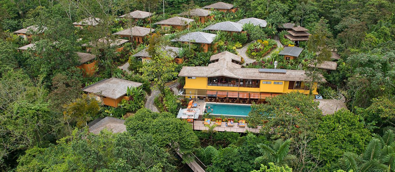 Arenal Nayara Hotel Fortuna Costa Rica
