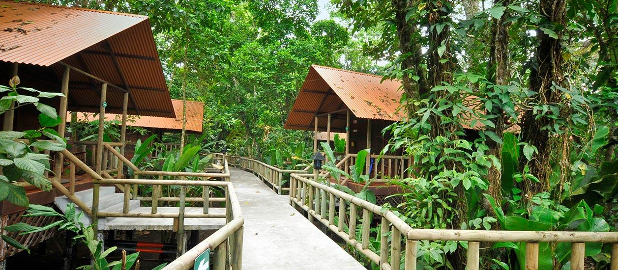 Pachira Lodge, Tortuguero Hotels, Costa Rica Hotels