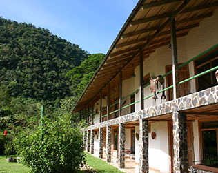 Bosque De Paz Lodge