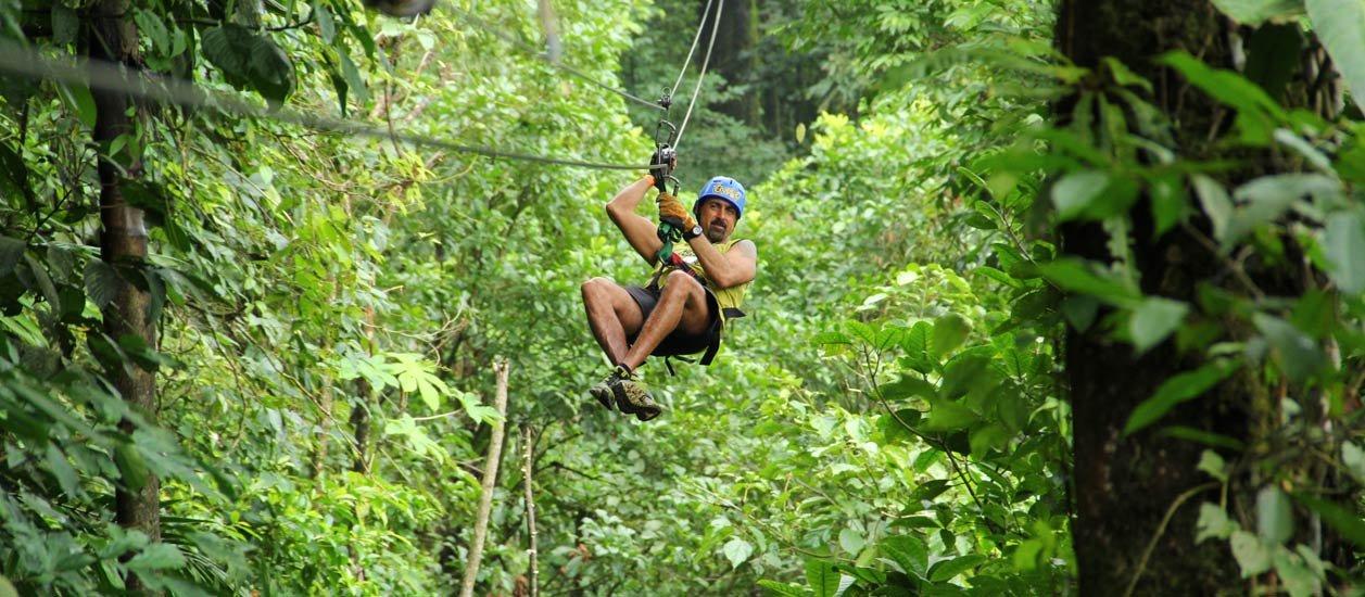 Arenal Ecoglide Park Canopy Tour Costa Rica | Costa Rica