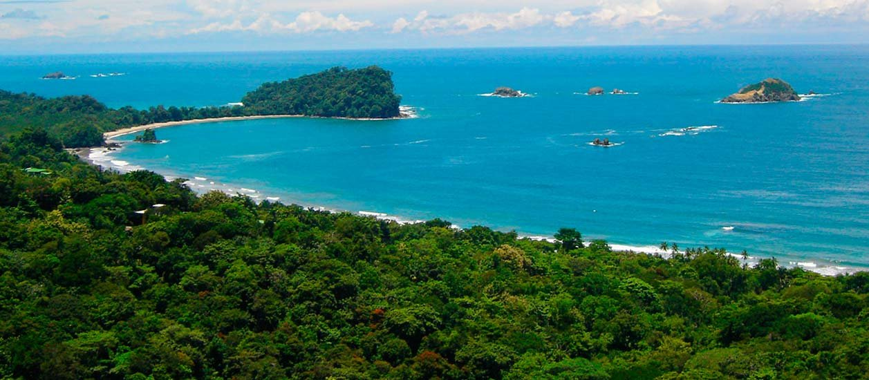 Manuel Antonio Beach and National Park