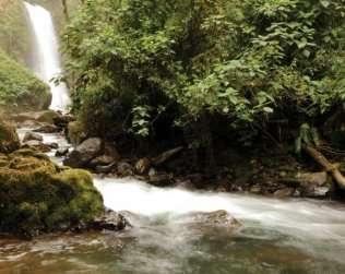 Jardines De La Catarata La Paz