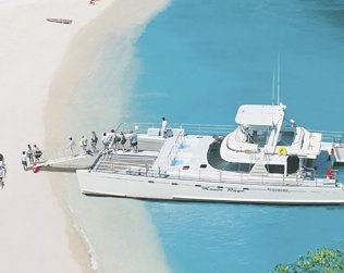 Tortuga Island Using Calypso