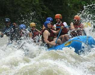 Savegre River Rafting From Manuel Antonio