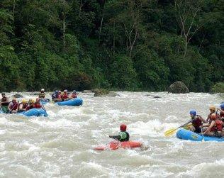 Savegre River Rafting From Manuel Antonio