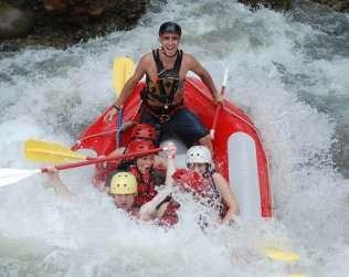 Rafting Río Toro Clase 3-4