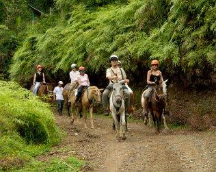 Santa Juana Rural Mountain Adventure