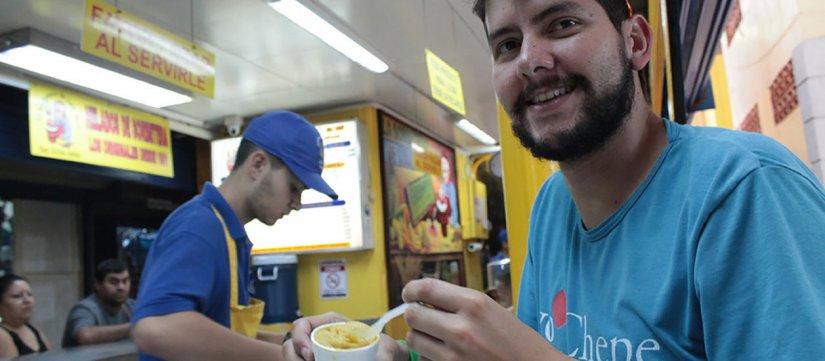 Regular tour San Jose food & cultural tour at Mercado Central