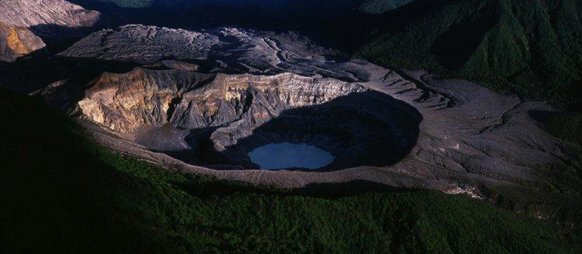 Poas Volcano Half Day