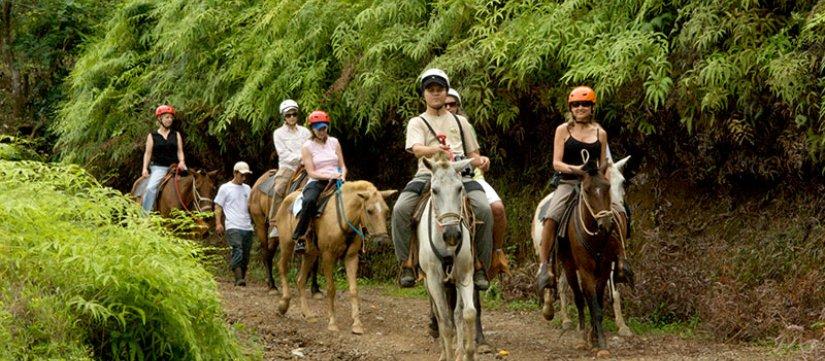Aventura rural en las montañas de Santa Juana